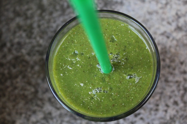 Green Smoothie, Detox, reine Haut,