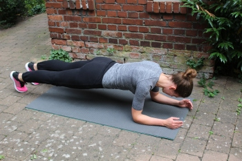 Situps, Bauchmuskeltraining, Workout, Plank