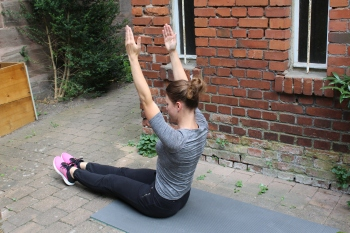 Situps, Bauchmuskeltraining, Workout
